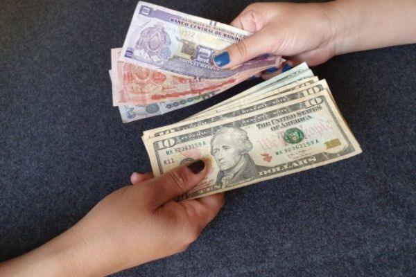 Enviar dinero a Honduras
